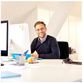 Gruschwitz GmbH: Alexander Fatseas (stellv. Head of Marketing)